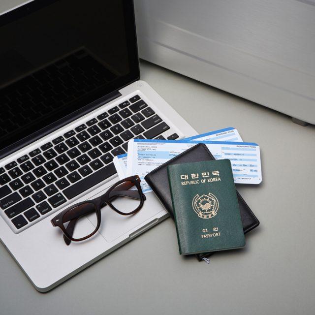 「온라인 여권 간편 서비스」 시행 안내